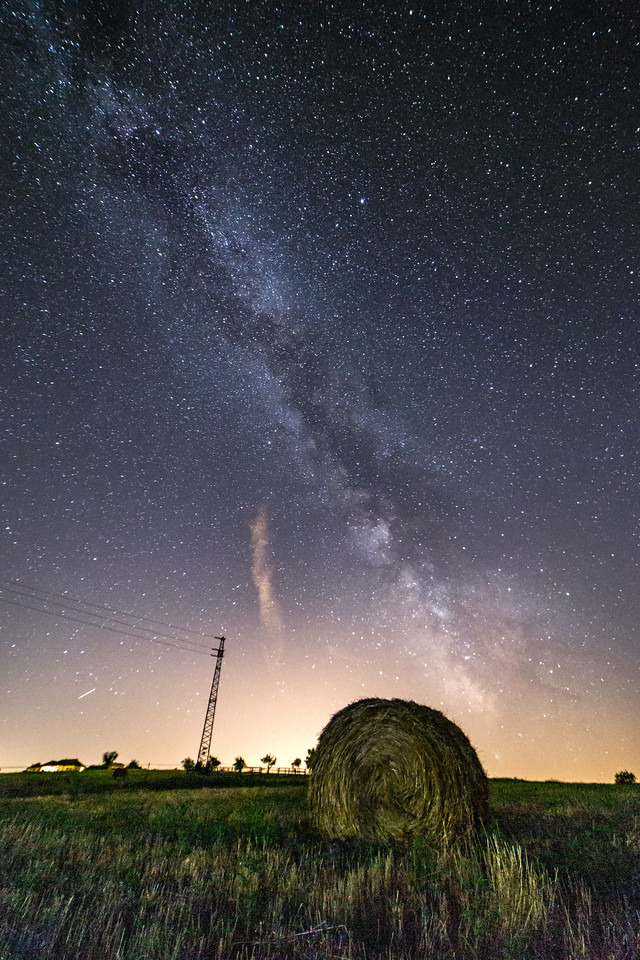 Milky Way 14mm Samyang and Canon 6D
