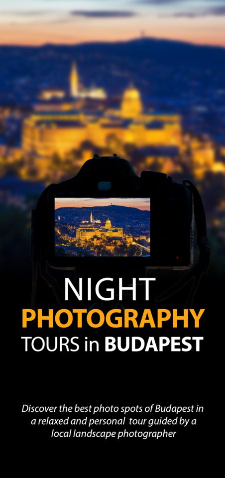 night photography tours in Budapest
