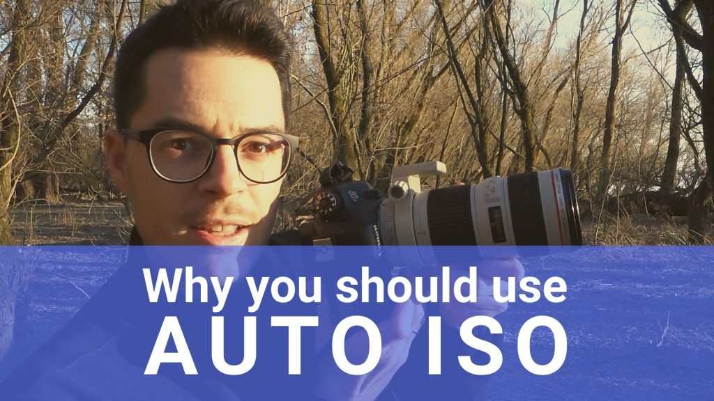 why you should use and how to set auto iso