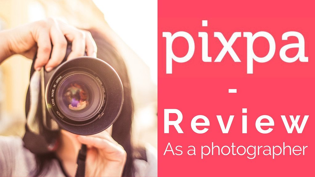 pixpa review as a photographer