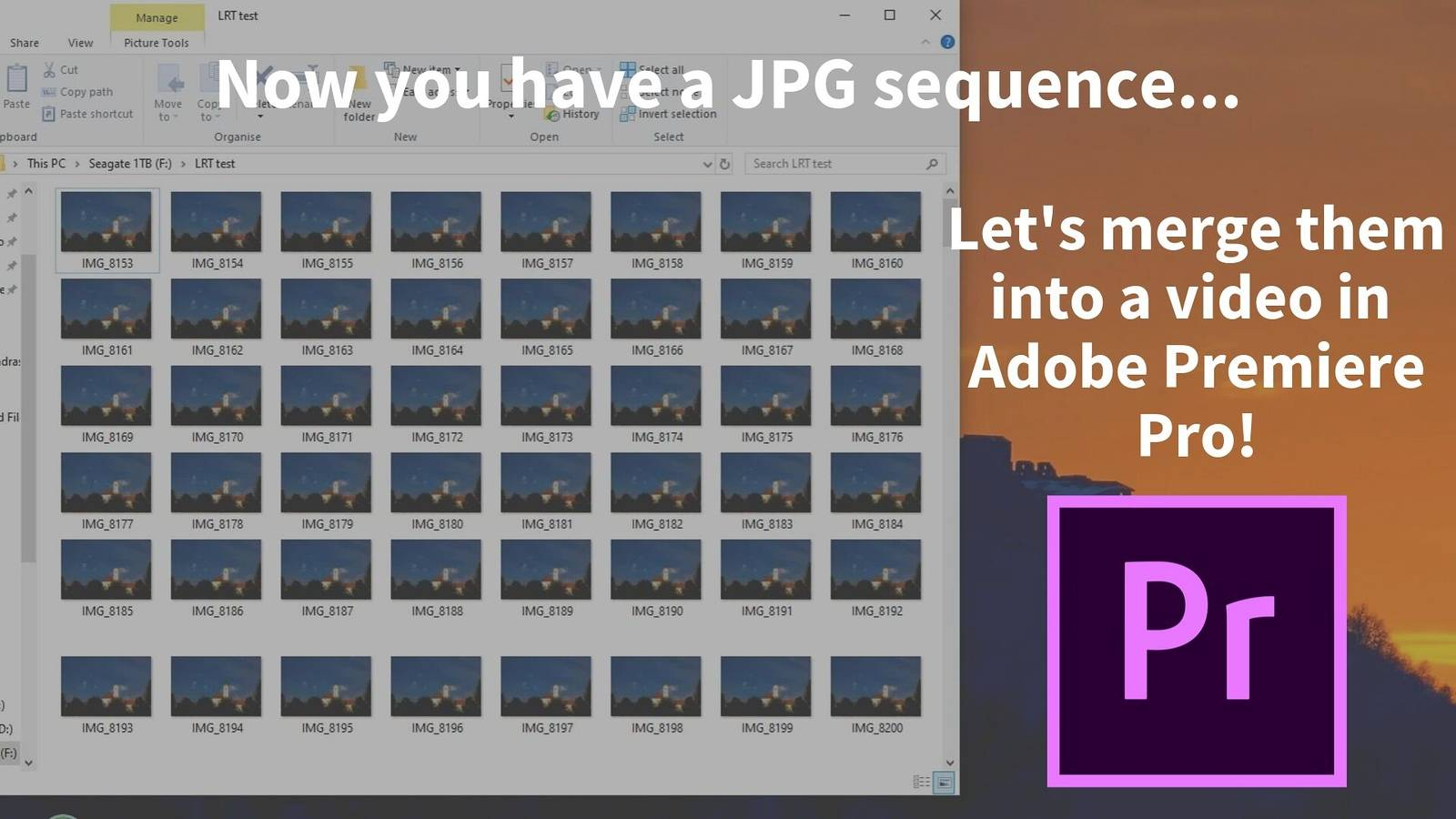 jpg sequence ready