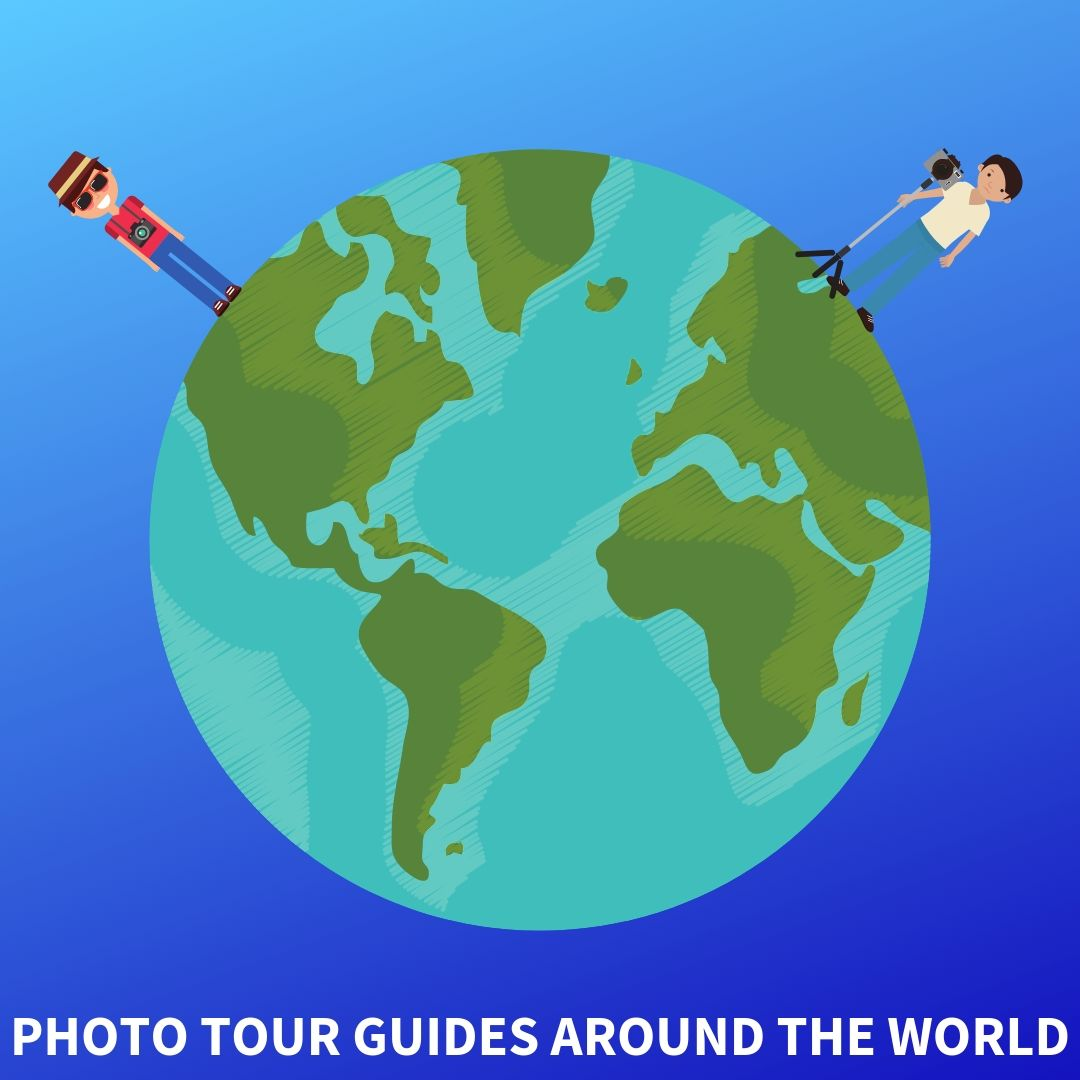photo tour guides around the world