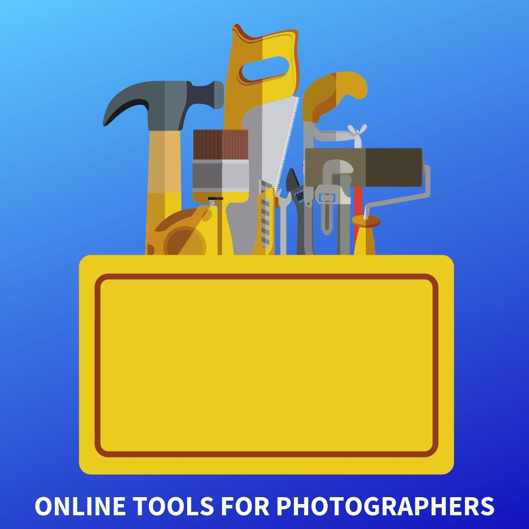 online tools for photographers